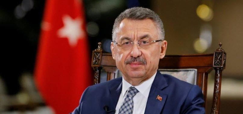 TURKEY NOT FIGHTING KURDS BUT YPG/PKK TERRORISTS: VP OKTAY