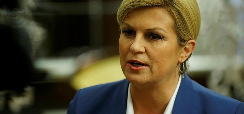 CROATIA COMMENDS TURKEYS SUPPORT IN HARD TIMES