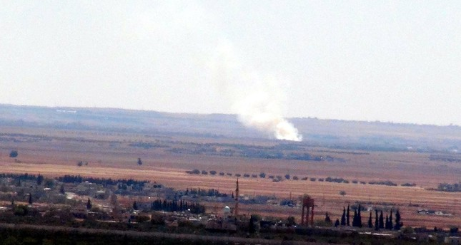 38 Daesh targets destroyed in northern Syria