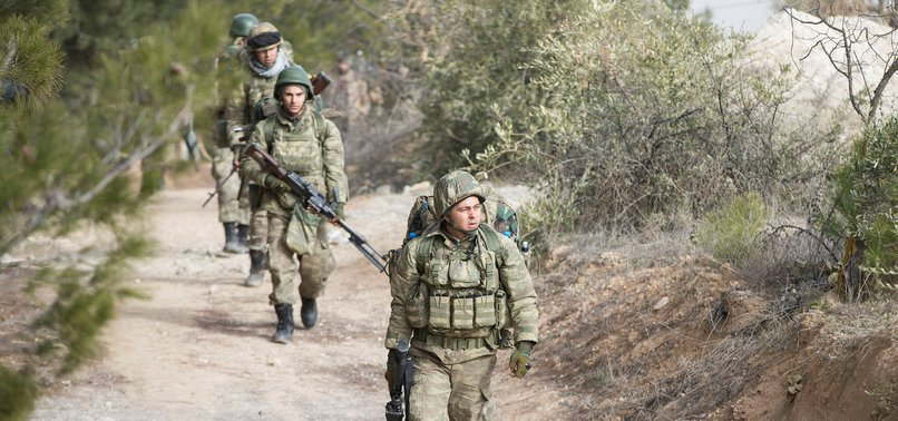 OVER 2,600 TERRORISTS NEUTRALIZED IN TURKEYS AFRIN OPERATION