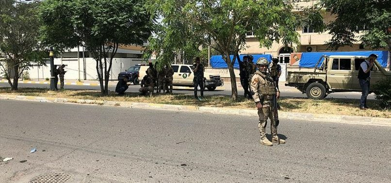 8 SECURITY PERSONNEL KILLED IN ATTACKS IN IRAQ'S KIRKUK