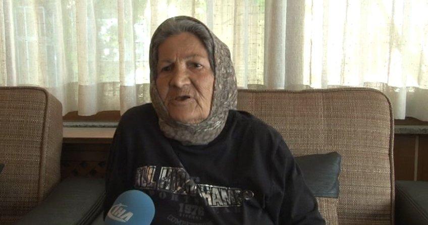 'Gezi' eylemcilerine tepki gösteren Zahide Nine vefat etti