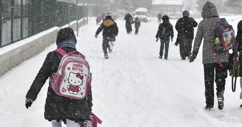 İstanbul Valiliği'nden beklenen açıklama geldi! İstanbul'da 11 Ocak okullar tatil edilecek mi?