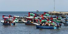 Freedom Flotilla for Gaza reaches Paris