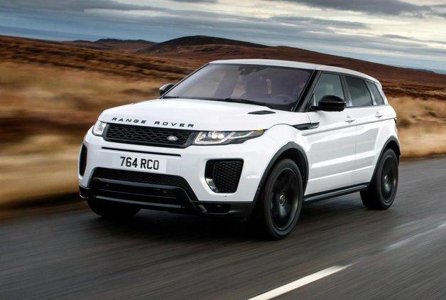 Range Rover Evoque ve LR Discovery Sport'a yeni motorlar geliyor