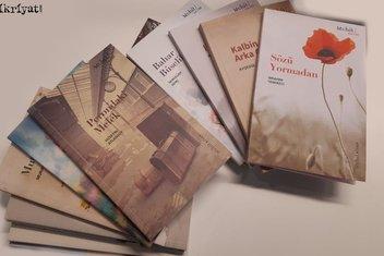 """Muhit Kitap'tan """"kendi insanımıza kendi edebiyatımızı sunan"""" eserler"""