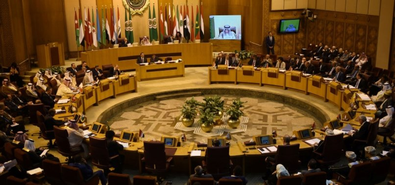 PALESTINE URGES ARAB ALLIES TO RECALL ENVOYS IN WASHINGTON