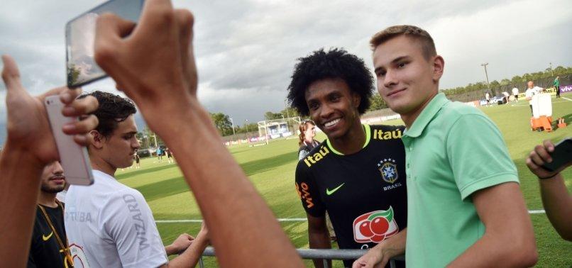ENGLISH PREMIER LEAGUE: BRAZILS WILLIAN EXITS CHELSEA