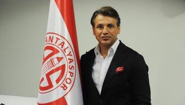 Antalyasporda Tamer Tuna Dönemi
