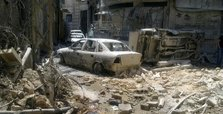 Local sources declares airstrikes' killing dozens in Syria's Hama