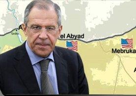 Lavrov'dan ABD'nin Suriye'deki üslerine ilişkin açıklama