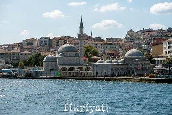 Boğaz'ın nadide incisi: Şemsi Paşa Camii