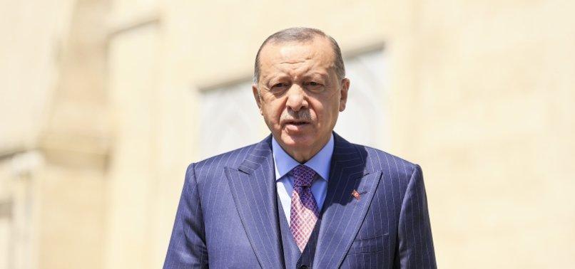 TURKISH LEADER URGES AFGHANISTAN, KYRGYZSTAN FOR SOLIDARITY AGAINST ISRAEL