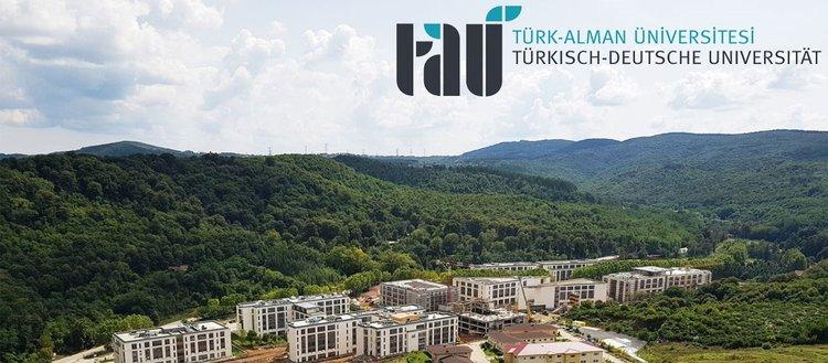 Türk Alman Üniversitesi'nde 'Tanıtım Günleri' Ağustos ayında başlayacak