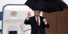 Chinese president makes first visit to Philippines