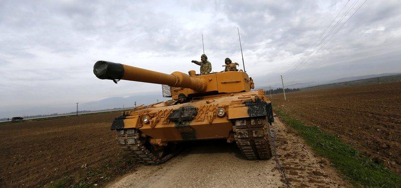 BRITAIN SAYS RECOGNIZES TURKEYS LEGITIMATE INTEREST IN BORDER SECURITY