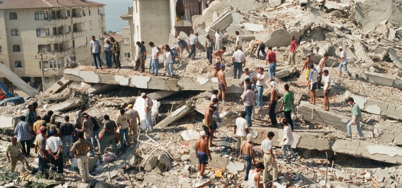 1999 EARTHQUAKE REMAINS A GRIM REMINDER FOR TURKEY