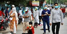 Bangladesh's daily virus death toll lowest in 5 months