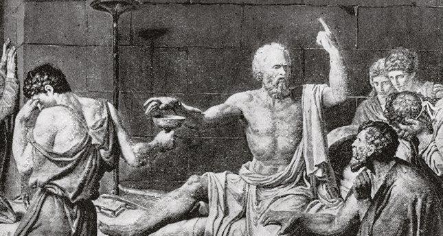 Seyyar bir bilge: Sokrates
