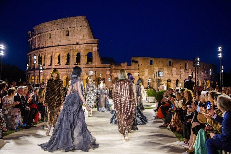 Fendi Couture Sonbahar/Kış 2019-2020