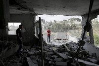 In the first week of 2017, Israel demolished 65 structures and seven rainwater cisterns in the West Bank, two other homes in East Jerusalem. As a result, more than 200 people have been left...