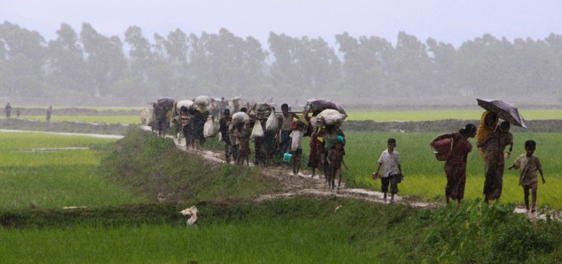 US VOICES CONCERN ABOUT ESCALATING VIOLENCE IN MYANMAR