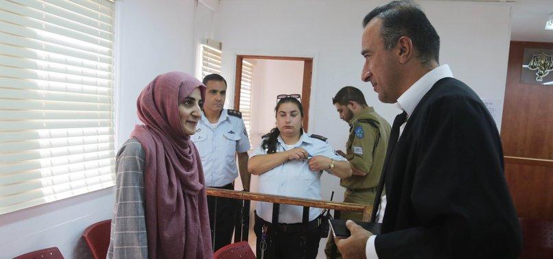 TURKISH ACTIVIST EBRU ÖZKAN RELEASED ON BAIL BY ISRAELI COURT