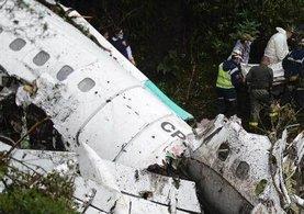 Kolombiya'da nakliye uçağı düştü:5 ölü