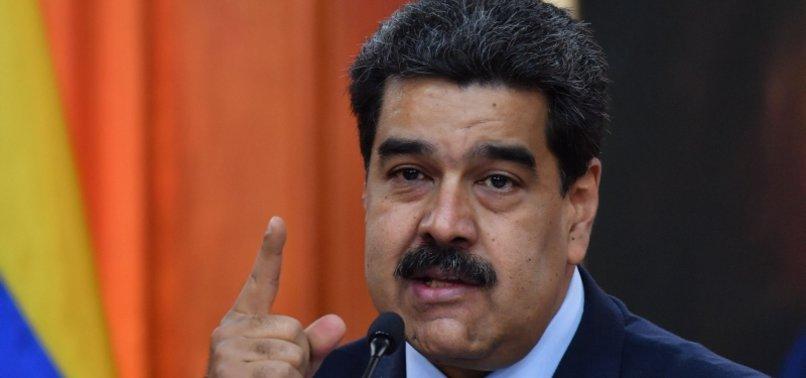 TERRORIST ATTACK BEHIND VENEZUELA POWER CUT: MADURO