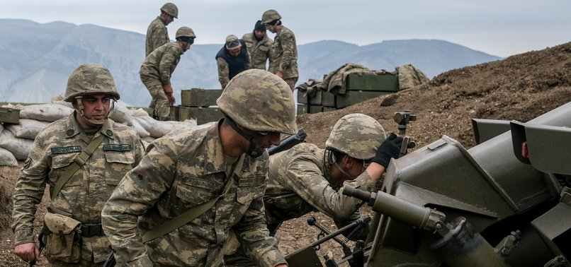 AZERBAIJANI ARMY CONTINUES OPERATIONS TO LIBERATE OCCUPIED LANDS IN UPPER KARABAKH FROM ARMENIA
