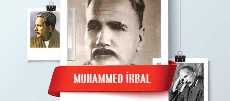 Muhammed İkbal'in 10 farklı portresi