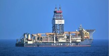 Italian ship fails to drill for gas for Greek Cyprus
