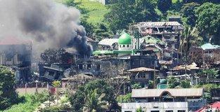 Residents near Marawi to return home