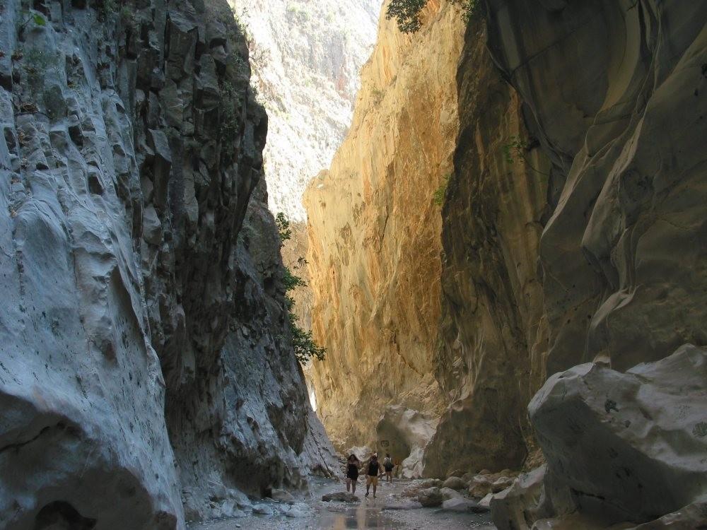 Saklu0131kent Canyon