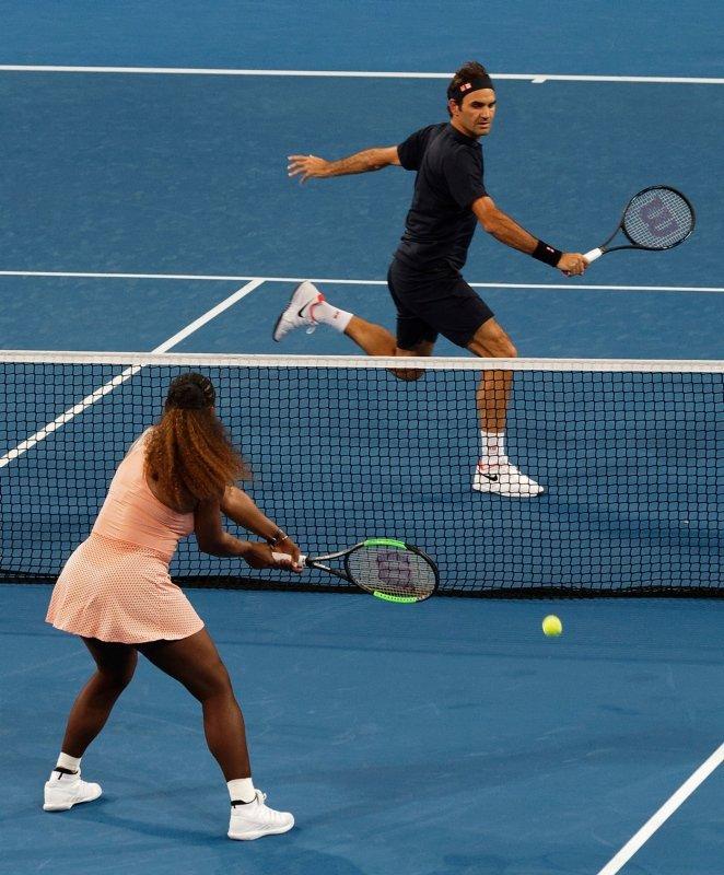 Roger Federer ve Serena Williams karşı karşıya