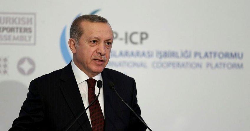 Cumhurbaşkanı Erdoğan: 15 Temmuz bu mücadelenin adı ve adresidir