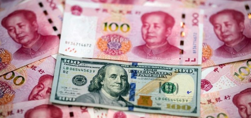 US REMOVES CHINA FROM CURRENCY MANIPULATOR LIST AHEAD OF TRADE DEAL