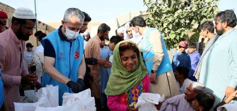 TURKEY PROVIDES EID MEAT TO 360,000 SUDANESE FAMILIES