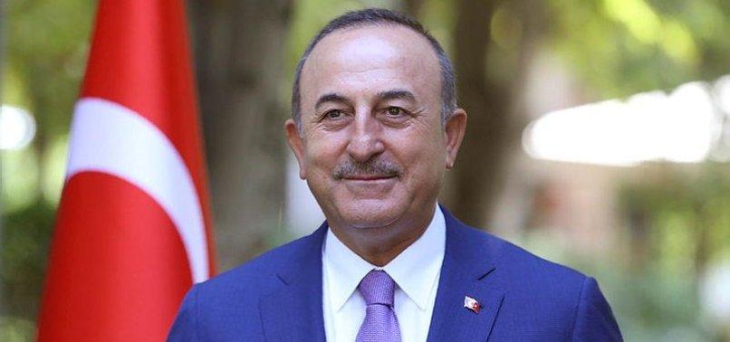 TURKISH FOREIGN MINISTER MEETS KRG HEAD BARZANI