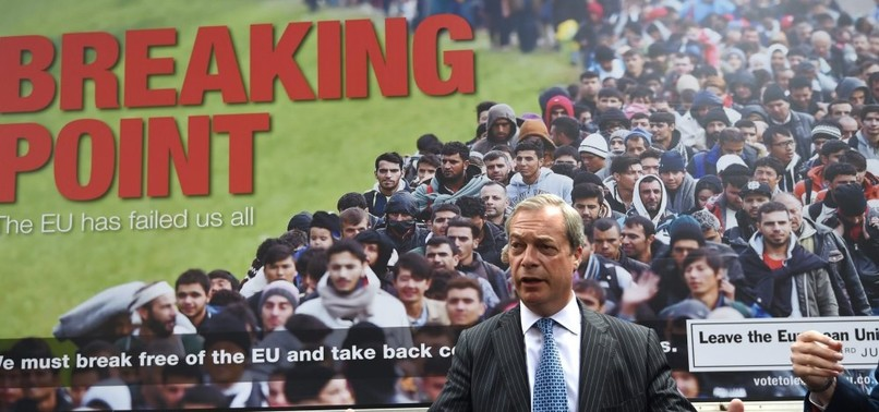 BRITISH MEDIAS POOR HANDLING OF BREXIT AIDED INCREASE IN HATE CRIMES, XENOPHOBIA
