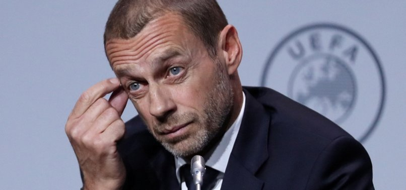 UEFA chief Ceferin in favour of Champions League Final ...