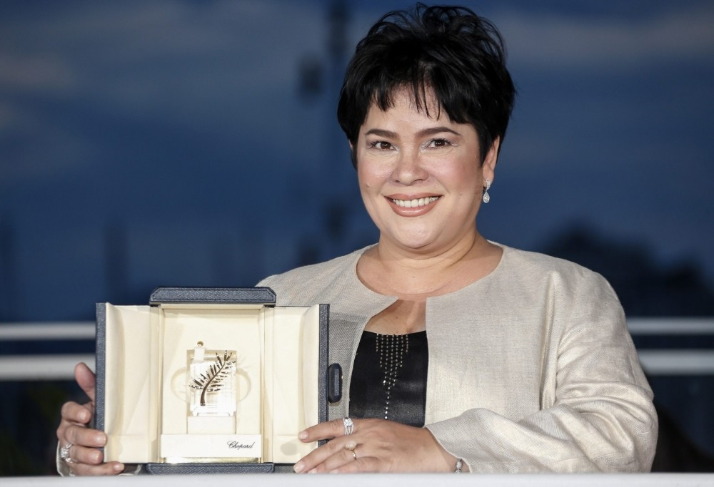 Jaclyn Jose became the first Filipino to win the Best Actress Award at the Cannes Film Festival.
