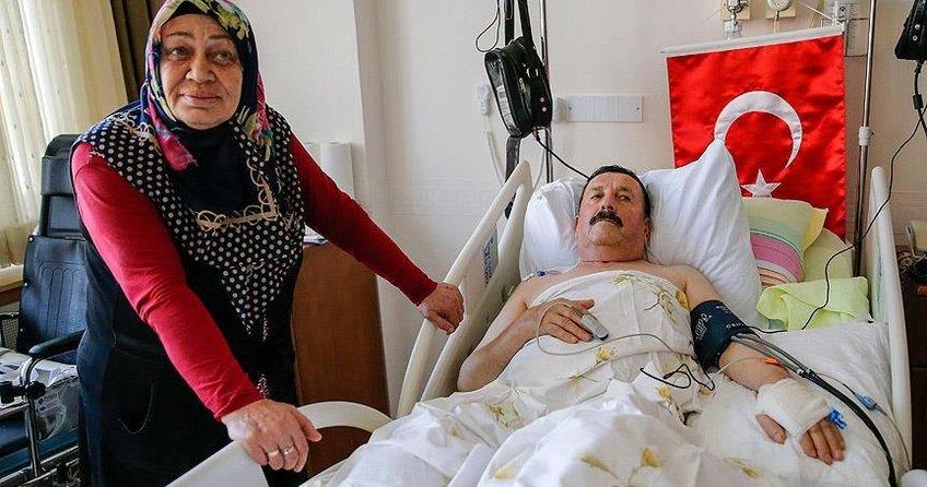 Cumhurbaşkanı Erdoğan'ın ziyareti moral oldu