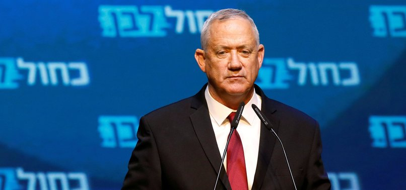 NETANYAHU CHALLENGER UNABLE TO FORM COALITION GOVERNMENT