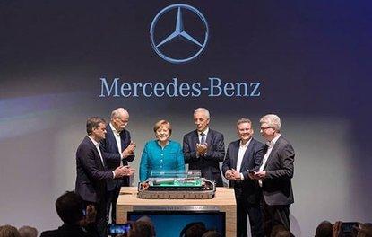 Mercedes-Benze elektrikli otomobiller için yeni batarya tesisi