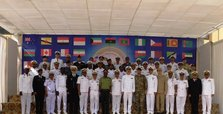 Pakistani, Turkish navies hold joint drill