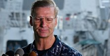US Navy sacks 7th Fleet commander after collisions