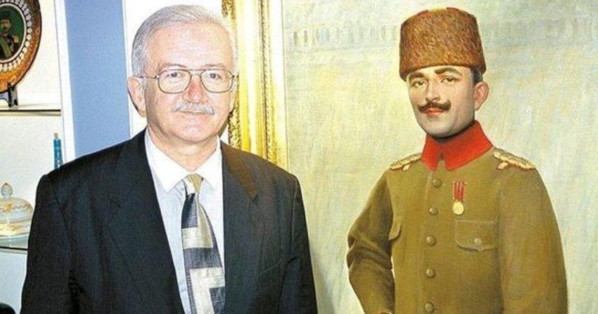 Enver Paşa'nın torunu Osman Mayatepek dün hayatını kaybetti