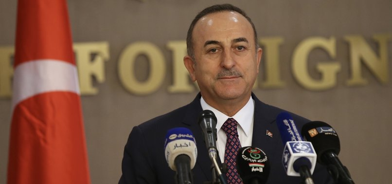 TURKEY TO INFORM ALL ACTORS ABOUT MILITARY OPERATION INCLUDING SYRIA