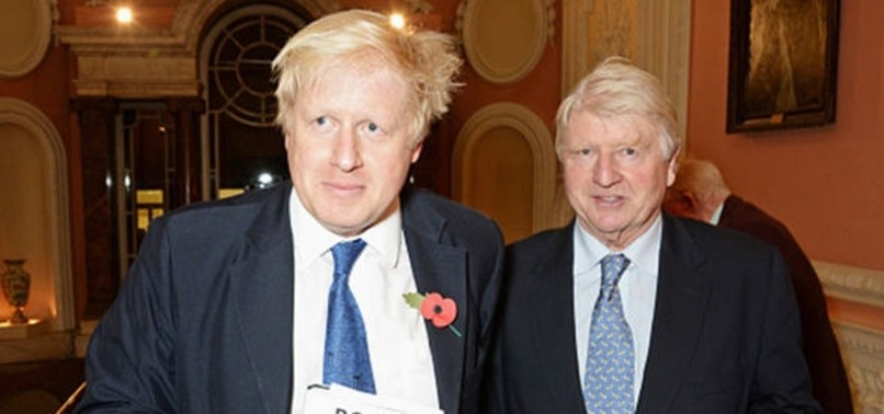 BORIS JOHNSONS FATHER DEFENDS HIS SONS BURQA REMARKS, SAYS HE SHOULD HAVE GONE FURTHER